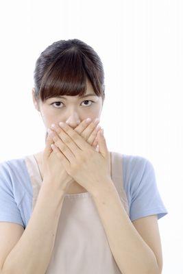 妻が口の匂いを臭いと感じた様子